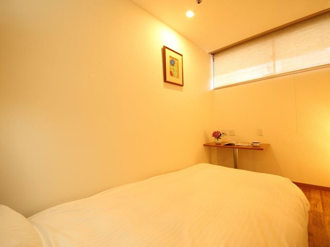 ◆シングルルーム◆ビジネスマンに大人気!温泉とふかふかのベッドで、出張の疲れをリフレッシュ★