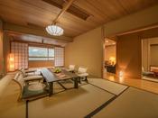 ◆特別室・すいほう◆≪最上級≫にふさわしい、贅を極めた『スイートルーム』♪