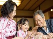 *【客室(一例)】家族旅行は、みんな笑顔になれる三日月へ!
