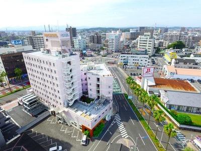 宮崎第一ホテル<男性専用大浴場、女性専用岩盤...