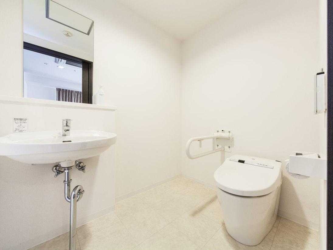 デラックスクイーン バスルーム