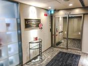 11F:レディースフロア・エレベータホール