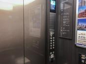 エレベーター内観