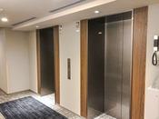 ゲストフロア:エレベーターホール
