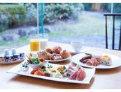グランド・クラブの朝食