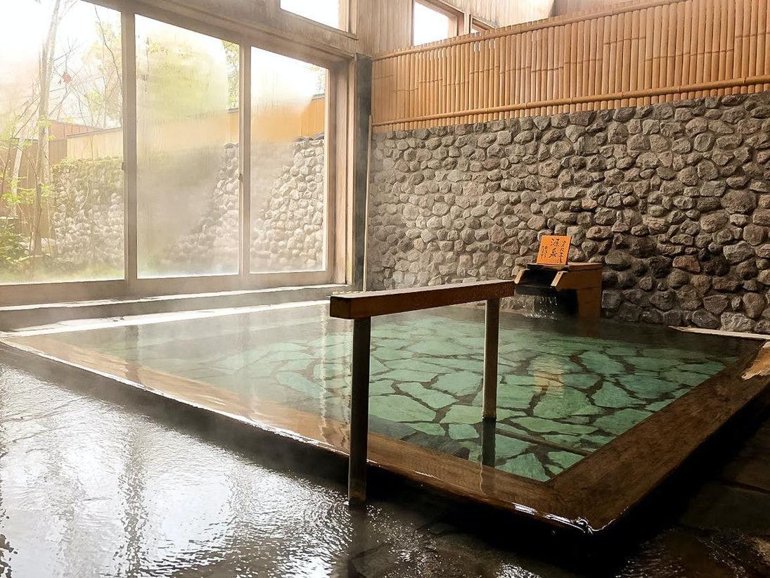 大浴場~内風呂~
