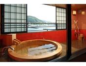 【露天風呂付特別室】和室12帖+10帖