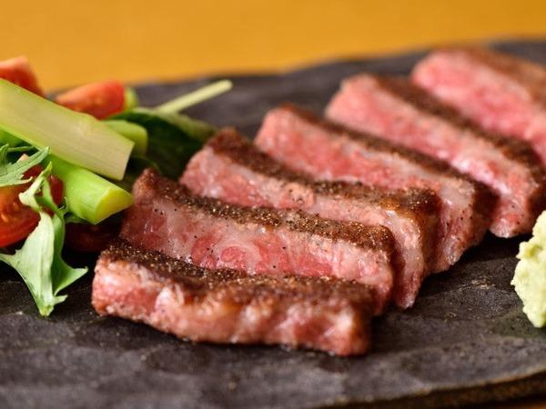 『京都牛ステーキ』1名分:80g