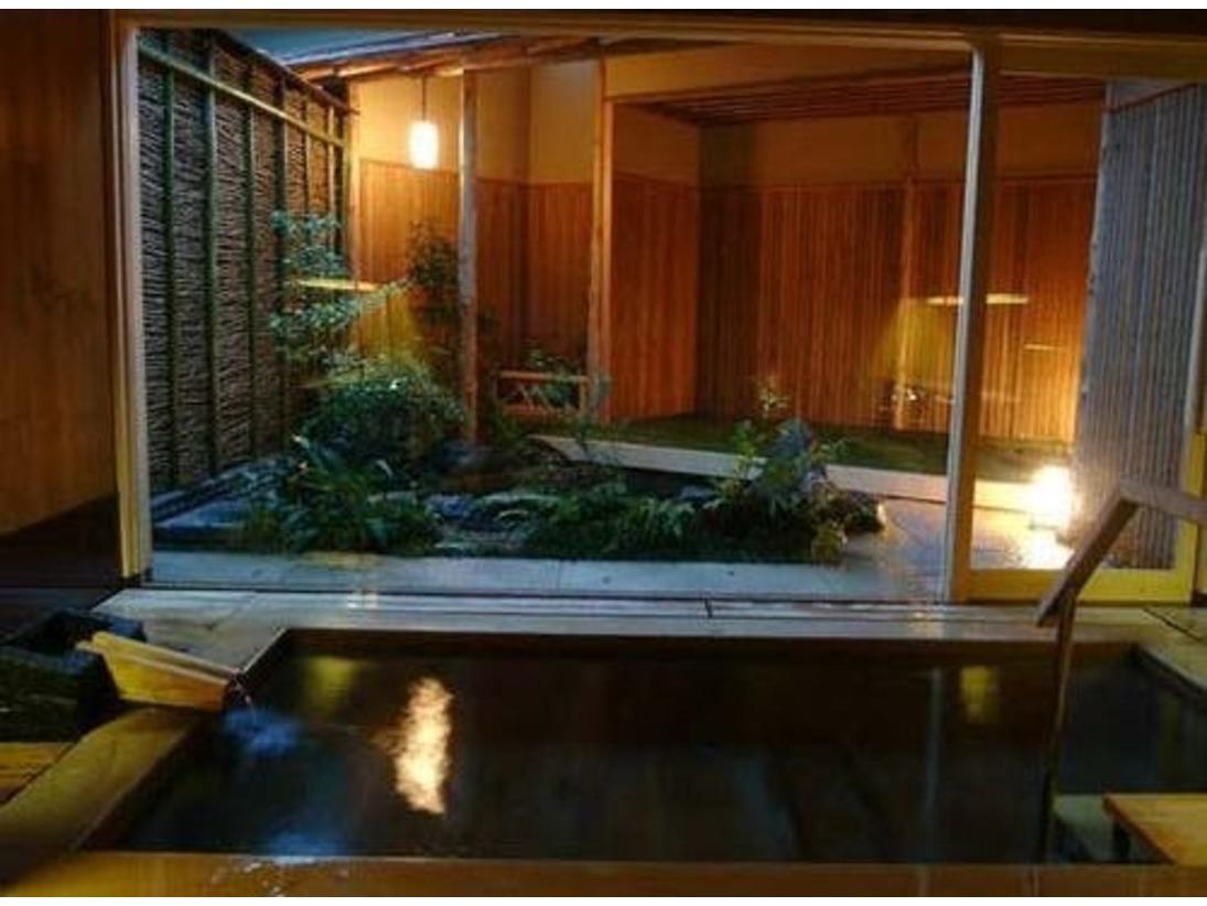 【天橋立温泉】地下1500mより湧出する源泉100%の温泉