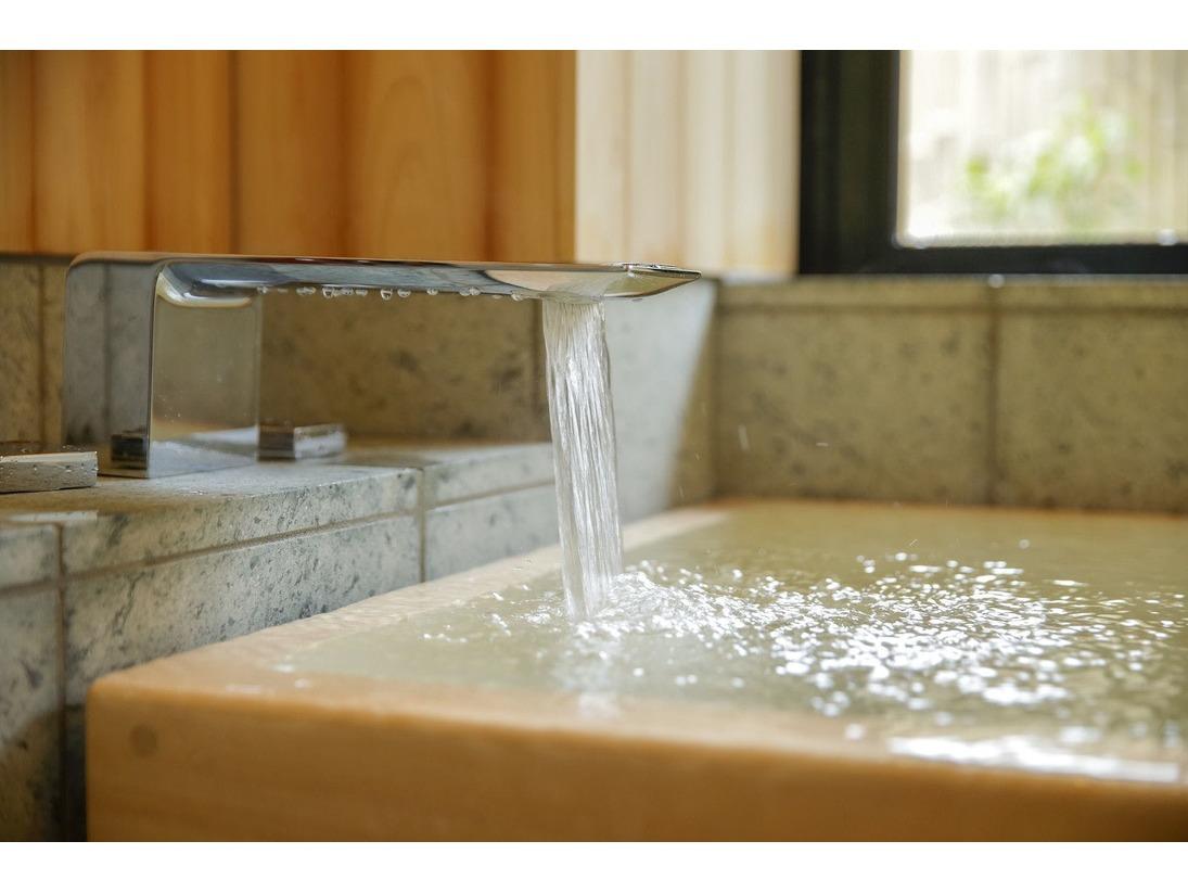 桜 檜風呂