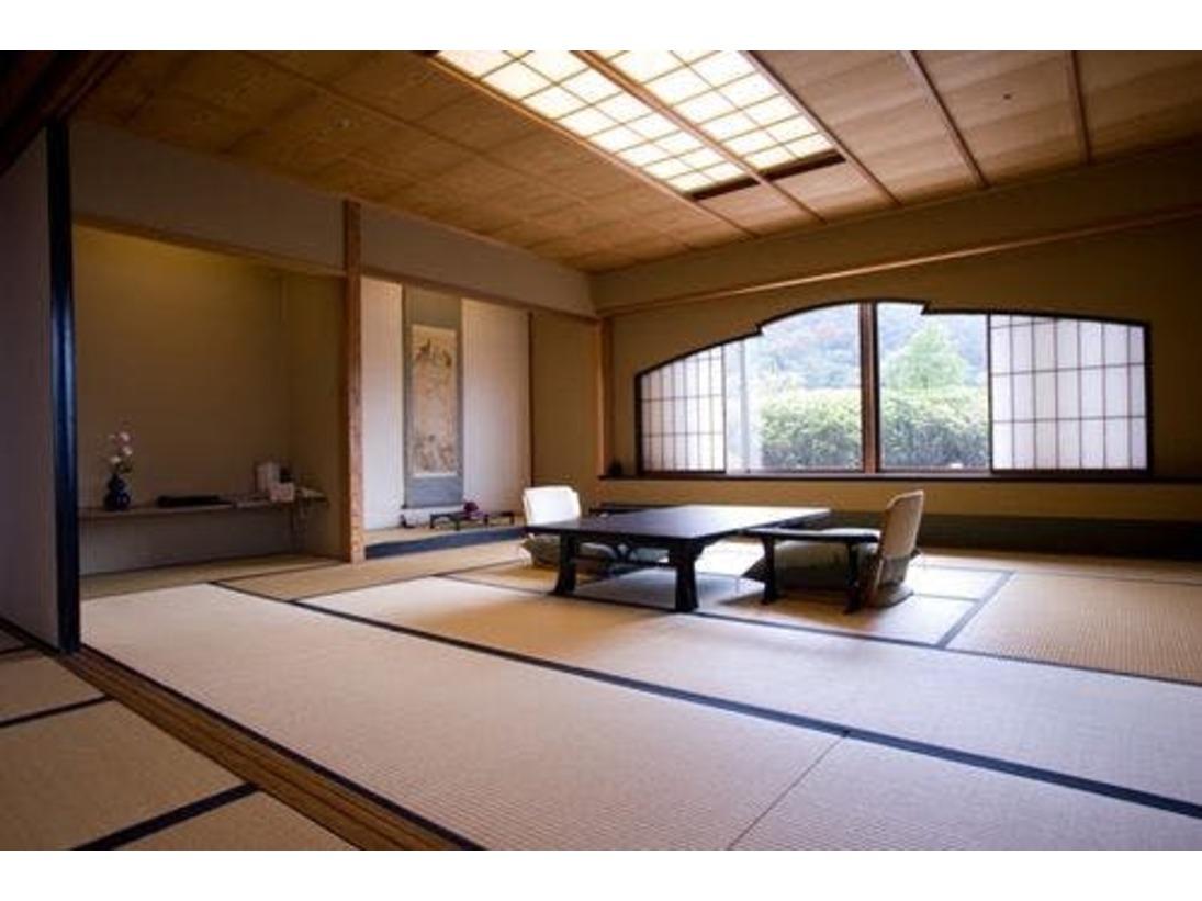 露天風呂付】海側(厳島神社・五重塔側)数寄屋和室 客室