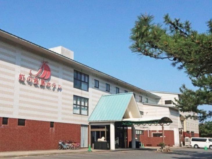 唐津市国民宿舎虹の松原ホテル