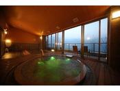 海の棟 8F「昇陽の湯」