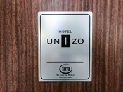 UNIZO × Serta:当ホテルのベッドは、全米売上No.1Serta(サータ社)と共同開発のオリジナルベッドです!