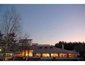 ◆八ヶ岳ホテル 風か-外観-