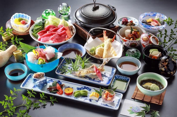 【誰でも最大10%お得】・【スタンダード】日本料理を愉しむ~夕・朝食付きプラン~