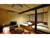 【和風モダン23平米】2人利用にちょうど良い広さのお部屋。シャワーなしとなります。