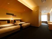 リビングとベッドルームが分かれたタイプのセパレートデラックス