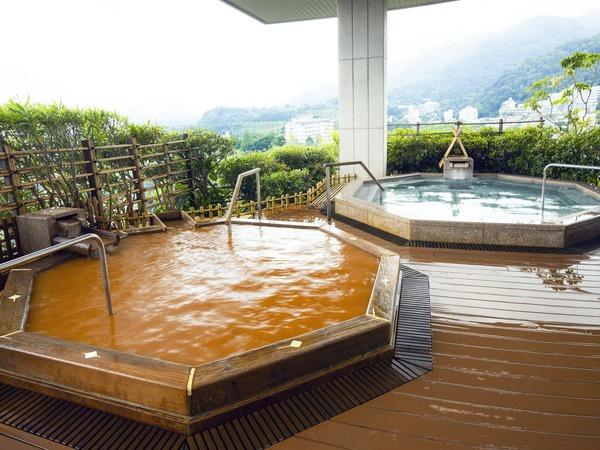 9階展望大浴苑「雲海」