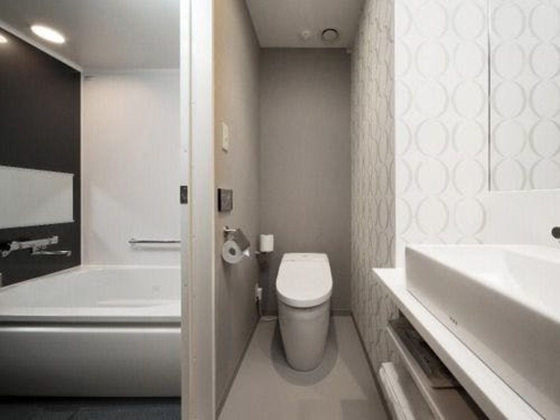 バスルーム・トイレは各独立