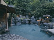 木肌の湯「浮殿」