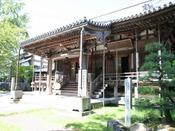 「渡岸寺観音堂」白州正子も訪ねた観音の里/車・名神利用で1時間30分、JR利用で1時間40分