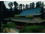 「比叡山延暦寺」最澄が開山した天台宗の総本山/車で50分、京阪・バス・ケーブル利用で40分