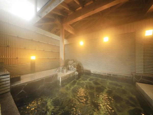 【露天風呂】大洗温泉です!