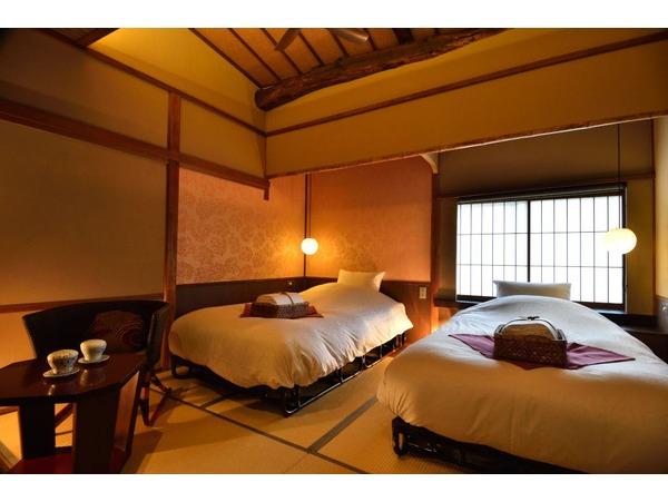 「薄紅」京町屋ツイン和室