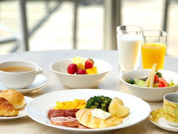 グランカフェパティオ(高輪1F)の朝食例