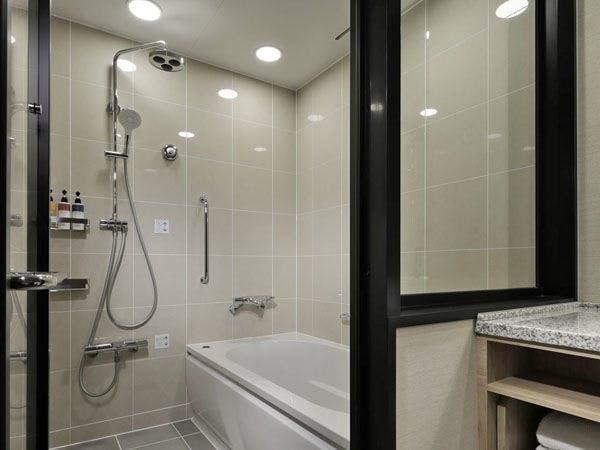 洗い場付きバスルーム ※スーペリア以上
