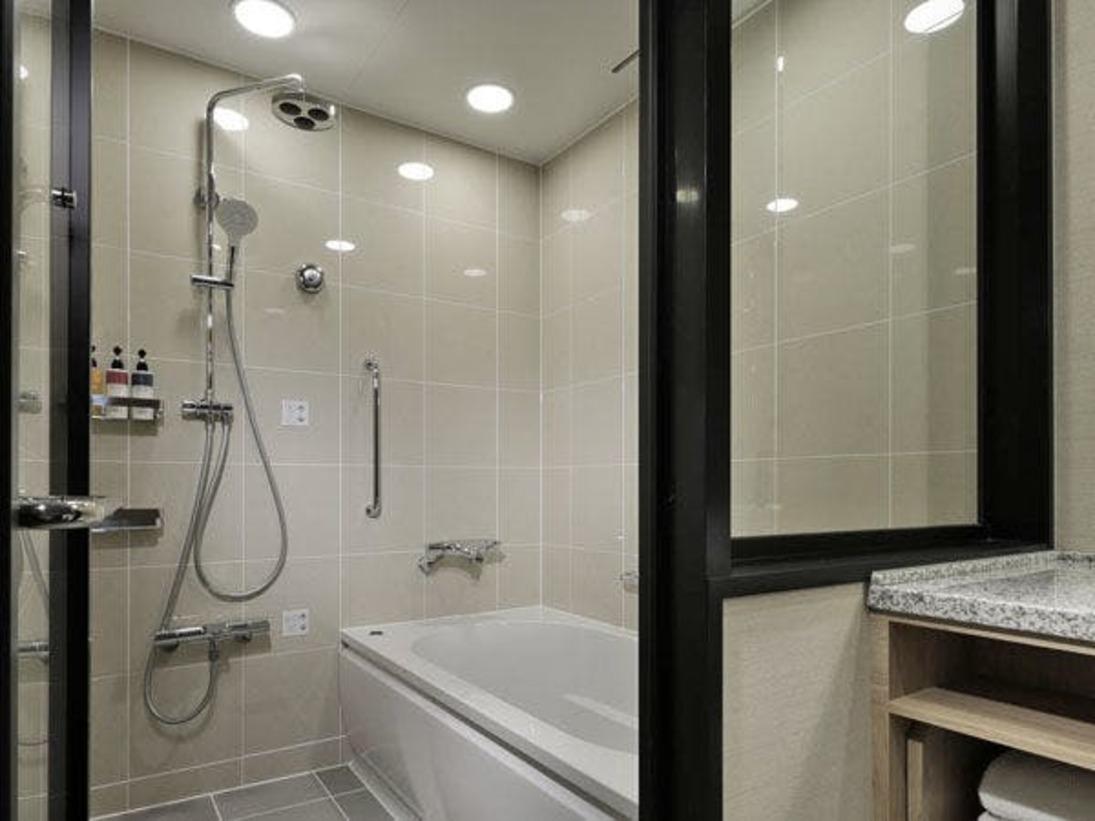 洗い場付きバスルーム(イメージ) ※スーペリア以上