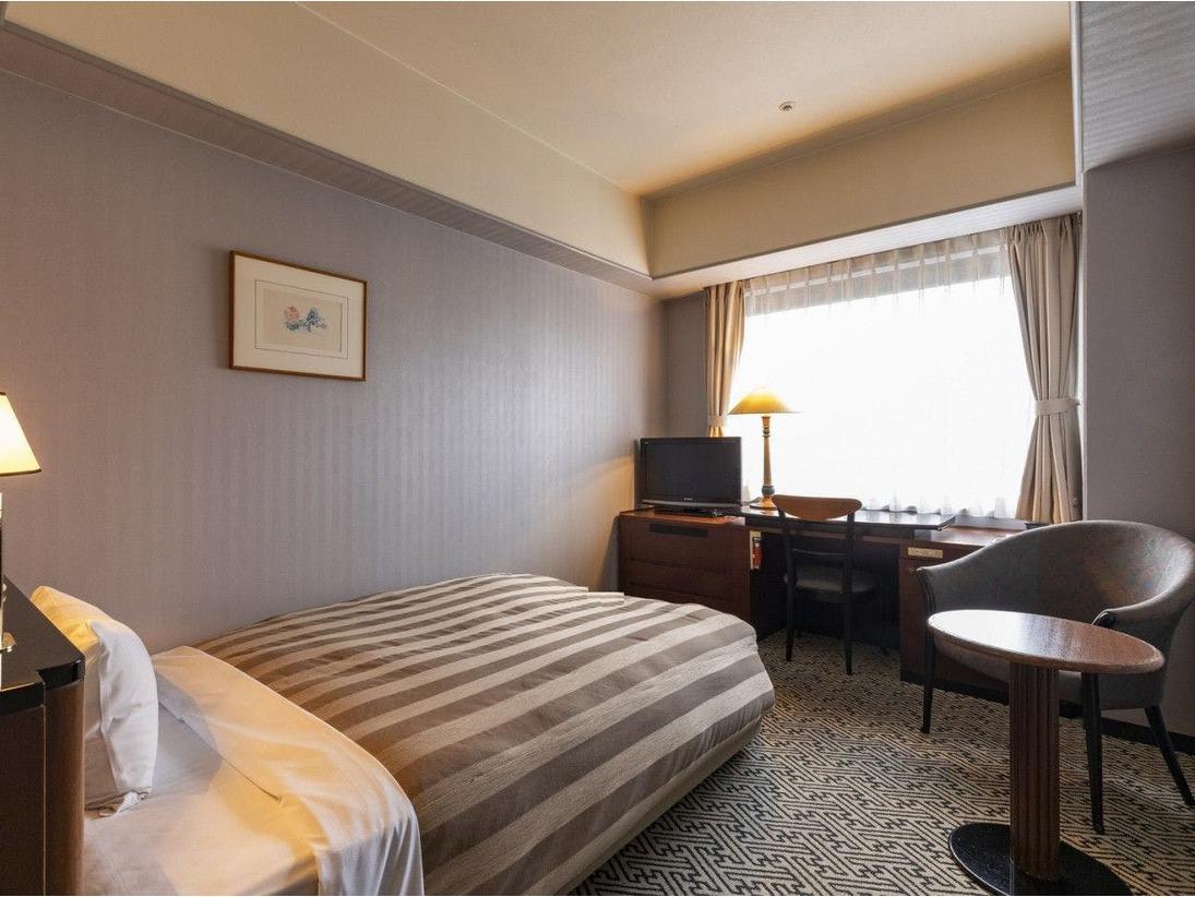 <シングルルーム>16平米 /ベッド幅120cm