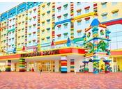 レゴの世界観溢れるレゴランド・ジャパン・ホテル
