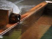 当館の温泉の泉質は弱アルカリ性単純泉で、大変お肌に良いと言われております。