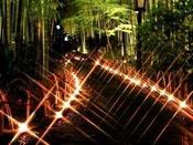 ◆光の祭典~キャンドルナイトin修善寺温泉~※イメージ