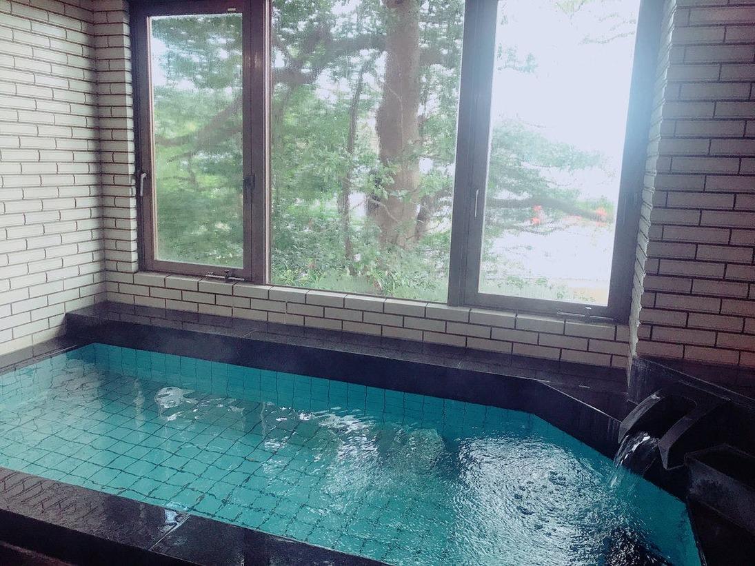 【お風呂】貸切風呂(1時間1000円)でご利用いただけます♪※要予約
