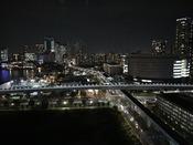 【デラックスツイン】豊洲方面の夜景