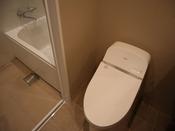 バス・トイレはセパレートでご用意しております