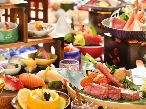 蘭亭★★★★★お料理一例