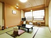 【本客殿/和室10帖】心和らぐ落ち着いた和室 ※一例