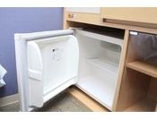 【全室完備】冷蔵庫※冷凍庫のご用意はございません。