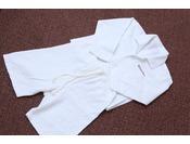 お子様用パジャマ(幼児用・小学生用)無料でご用意できます。※事前にご連絡くださいませ。