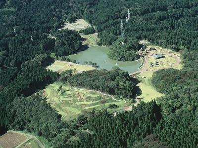 割山森林公園 天湖森