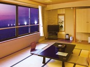 【12畳和室】夜の風景