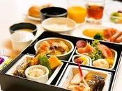 期間限定!朝食セットメニュー!