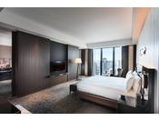 【キングエグゼクティブスイート】100平米の広々とした客室