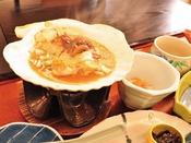 【年末年始特別お膳】青森の郷土料理貝焼き