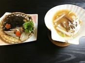 【冬のお料理例】松藻と赤目フグ味噌しゃぶ