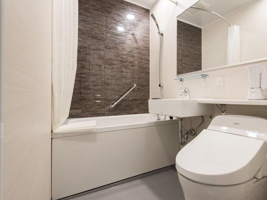 バスルーム:ユニットバス